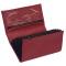 Kožená peňaženka - červená